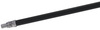 Carlisle 3620275 Flo-Pac Black Metal Handle, 60-Inch