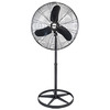 Air King 9124 Industrial Grade Pedestal Fan, 1/4 HP, 24-Inch