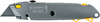 QuickChange, Utility Knife, 6-1/2 in, Retractable