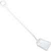 Vikan®, Ergonomic Shovel, White, Aluminum, Polypropylene