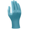 Ansell 92-675 TouchNTuff® Blue Disposable Nitrile Gloves, 5-Mil