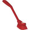 Vikan® Dish Brush, Polyester, 11 in, Stapled