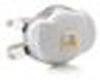 Coolflow, Disposable Respirator, N100, White, Universal