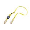 3M DBI SALA® 1246234 Shock Absorbing Lanyard, 6 ft, 100 to 254 lbs