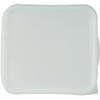 Rubbermaid FG650900WHT Square Storage Container Lid, 8.8 x 8.3-Inch