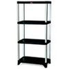 Shelving, Steel, 71-3/8 in