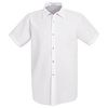 VF Imagewear® Chef Designs 5050WH White Poplin Cook Shirt