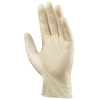 Ansell® Dura-Touch® 34-175 White 5-Mil PVC Disposable Gloves