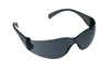 Virtua, Safety Glasses, Polycarbonate, Gray, Scratch-Resistant|Anti-Fog, Frameless