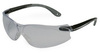 Virtua V4, Safety Glasses, Polycarbonate, Gray, Anti-Fog, Frameless