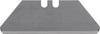 Stanley Proto 11-988 Round Point Utility Blade, High Carbon Steel, 10/PK/BX
