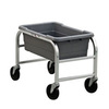 Lug Dolly, 15-3/4 W x 26 D x 19 H in, Aluminum, 1, 1