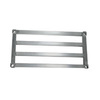 "New Age 2072HD Aluminum Tubular Adjustable Shelf 20"" x 72"""