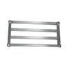 "New Age 2448HD Aluminum Tubular Adjustable Shelf 24"" x 48"""