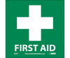 First Aid Sign, Vinyl