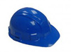 Front Brim Hard Hat, 6-Point, Ratchet, Blue, 6-1/2 to 8 (Standard) in