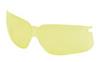 Uvex®, Safety Glasses Lens, Polycarbonate, Amber, Anti-Fog, Uvex Genesis® Glasses