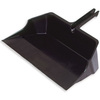 Flo-Pac®, Dust Pan, 18 in, Black