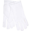 MCR Safety 8750 White Low-Lint Stretch Nylon Inspector Gloves