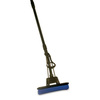 Sponge Mop, PVA Cellulose Sponge, 11.3 in, Blue