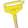 Invader®, Mop Handle, Hardwood, Thumb Wheel Clamp