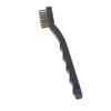 Carlisle 41270 7-inch Toothbrush Style Utility Brush, Brass