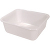 Rubbermaid FG369000WHT White Food/Tote Box, 11-Quart