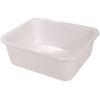 Rubbermaid® FG369000WHT White Food/Tote Box, 11-Quart, BPA Free