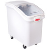 Rubbermaid FG360288WHT ProSave 30.81 Gallon Ingredient Bin with 2-Cup Scoop