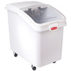Rubbermaid FG360388WHT ProSave 37.62 Gallon Ingredient Bin with 2-Cup Scoop