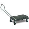 Triple®, Trolley, 20-1/2 W x 32-1/2 L in, 500 lbs, High-Density Polyethylene, 1