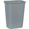 Untouchable®, Waste Container, 41-1/8 qt, Gray
