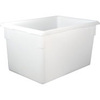 Rubbermaid FG350100WHT White Food/Tote Box, 21 1/2-Gallon
