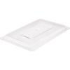 Rubbermaid FG331000CLR Clear Food/Tote Box Lid, 18 x 12-Inch