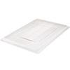 Rubbermaid FG330200CLR Clear Food/Tote Box Lid, 26 x 18-Inch