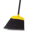 Rubbermaid FG637400BLA Black Lobby Broom, 35 inches