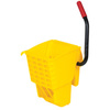 Rubbermaid FG612788YEL WaveBrake® Side Press Wringer, Yellow