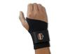ProFlex®, Wrist Support, Hook & Loop, Black, Neoprene, Ambidextrous, Single Strap, Small