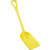 Hygienic Poly Shovel, Yellow, Polypropylene, Polypropylene