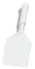 Sparta®, Spatula, 7-1/2 in, Nylon, Plastic, White, 4-1/2 in, Smooth, 13-1/2 in, 240 per Case, Smooth Finished, Water-Proof