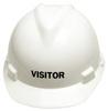 V-Gard®, Hard Hat, 4-Point, Ratchet, White