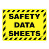 Safety Data Sheets Sign, Styrene