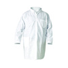 Kleenguard® A20, Lab Coat, SMS Fabric, White, Snap, 2X-Large