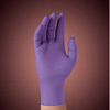 Kimberly Clark 5508 Purple Disposable Nitrile Textured Gloves