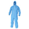 Kleenguard® A65 Blue Disposable Flame-Resistant Coverall