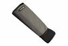 Arm Guard, Super Fabric, 9 in, Large, Gray / Black