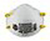 Disposable Respirator, N95, White, Universal