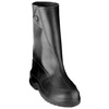 Tingley 1400 10-Inch Work Rubber Overshoe/Boot, Black