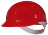 North®, Bump Cap, 4-Point, Strap, Red