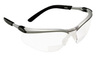 3M BX Bifocal Magnified Safety Glasses 11376-00000-20 +2.5